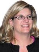 Portrait of Jacqueline Norman