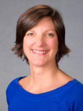 Portrait of Tracy Warner Wilson